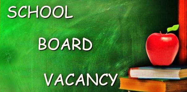 Board Of Trustee Vacancy,  Deadline For Letters Of Interest April 9, 2017