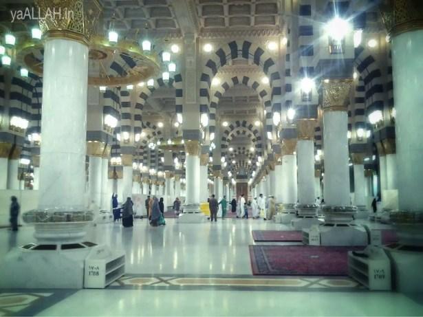 Masjid e Nabvi Pictures yaALLAH.in