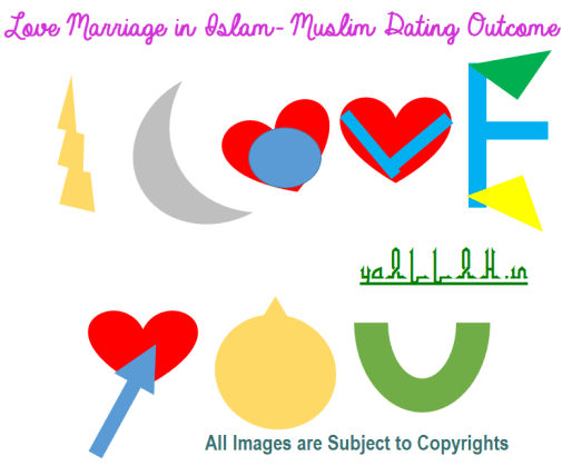 Love Marriage in Islam, Muslim Dating Outcome Rules
