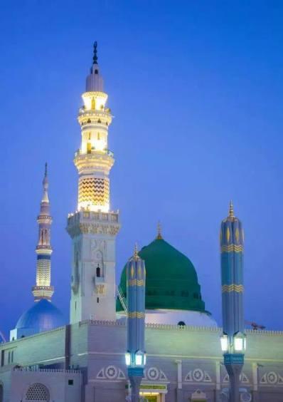 Roza-e-Rasool- Gumad-e-Khizra-yaALLAH.in