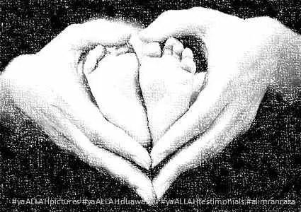 baby-feet-hands-#yaALLAHpictures
