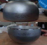 ANSI/ASME B16.9 Stainless Steel 3 Inch Pipe Cap - Yaang