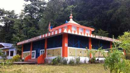 kanvashram temple kotdwar