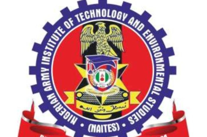 Nigerian Army Institute of Technology and Environmental Studies (NAITES) Post UTME/ Admission Screening Form for 2020/2021 Academic Session [ND &HND Full-Time]