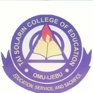 Post COVID-19: Tai Solarin College of Education (TASCE) Resumption Date for Completion of 1st Semester 2019/2020 Session