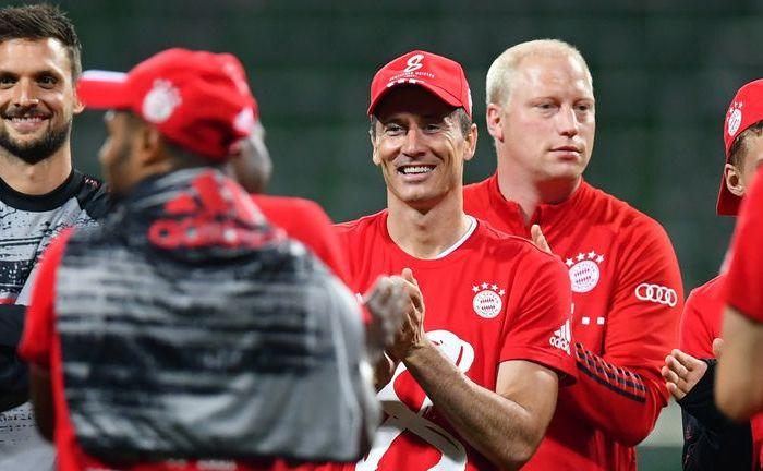Bayern Munich: Robert Lewandowski Shines As Visitors Were Crowned Champions