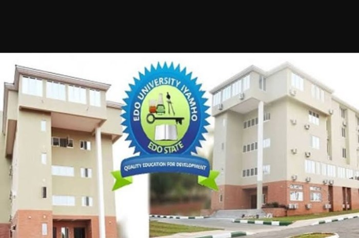 Edo State University Iyamho (EUI) 2nd Batch Screening Date for 2020/2021 Session