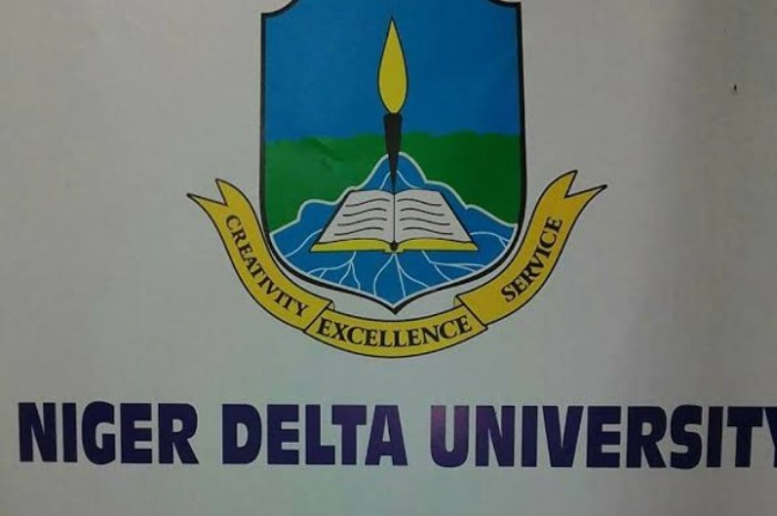 Niger Delta University (NDU) Basic Studies Admission Form for 2020/2021 Academic Session Is Out