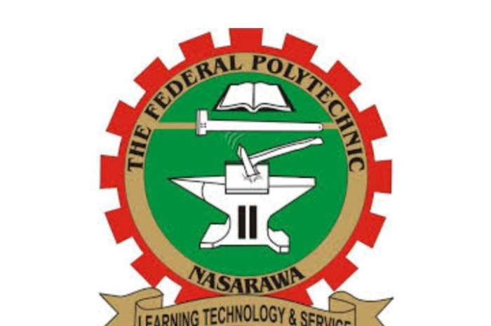 Federal Polytechnic Nasarawa Postgraduate Diploma (PGD) Admission Form for 2020/2021 Session