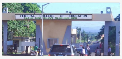FCE Okeotice On Resumption to Staff and Students