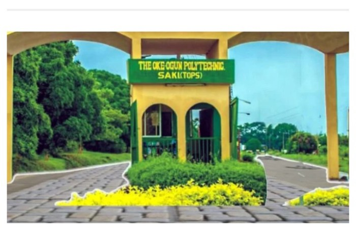 Oke-Ogun Poly (TOPS) To Resume Soon – Management