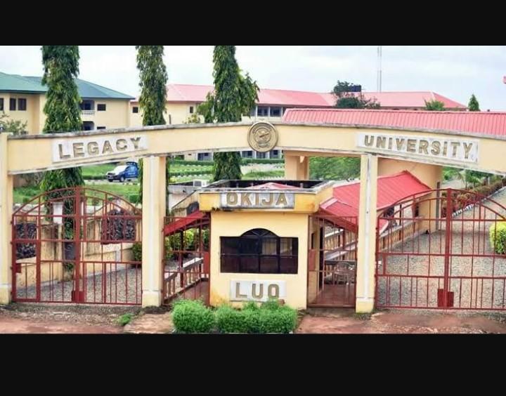 Legacy University Okija (LUO)