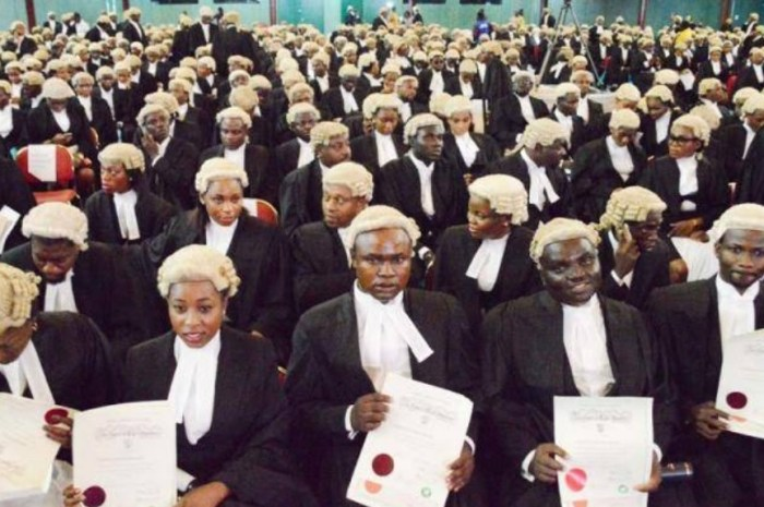 University Of Ibadan (UI) Wins 28 Out Of 38 Total Prizes As 1,785 Law Graduates Get Called To Bar