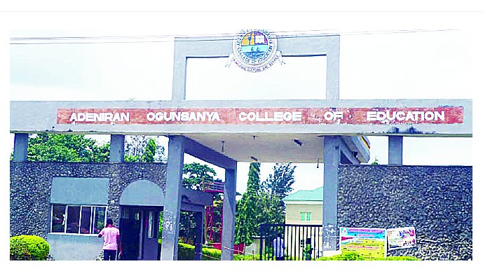 Adeniran Ogunsanya College of Education (AOCOED) Post UTME Screening Form for 2020/2021 Academic Session