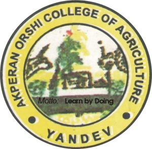 Akperan Orshi College of Agriculture, Yandev Announce Resumption For Completion Of 2019/2020 Session