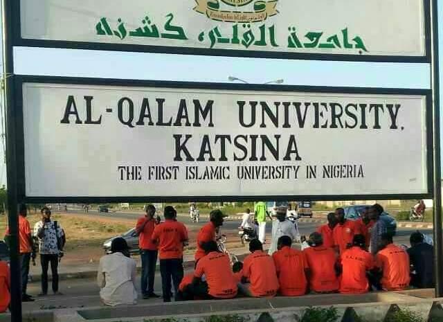 Al-Qalam University Katsina Admission Disclaimer Notice