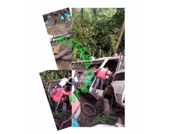 21, Including Schoolchildren, Die In Enugu Auto Crash