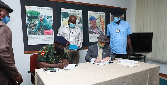 NYSC Partners With IITA To Create Opportunities For Nigerian Youths – NYSC