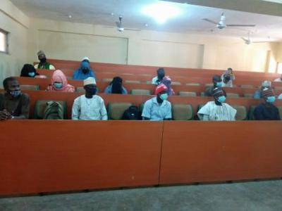 BUK commences Lectures amidst tight Covid-19 protocols