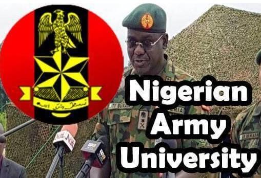 Nigeria Army University Biu IJMB Admission list for 2021/2022