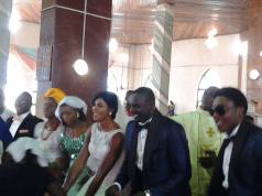 blessing okagbare white wedding
