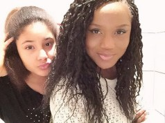 Maheeda and Her Daughter