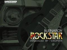 Burna Boy Rockstar