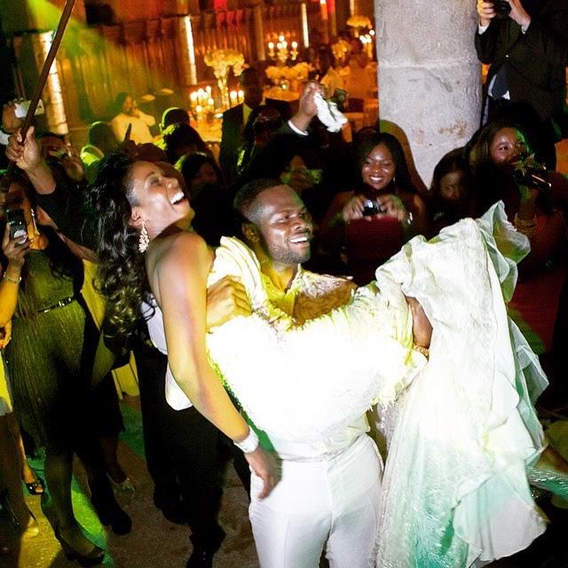 Stephanie Okereke 3rd Wedding Anniversary