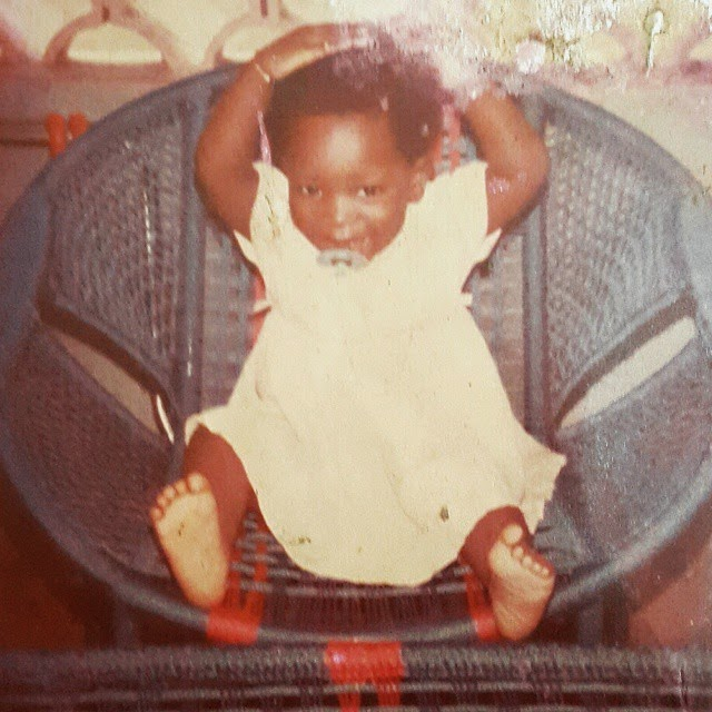 Toolz Shares Adorable Throwback As A Baby