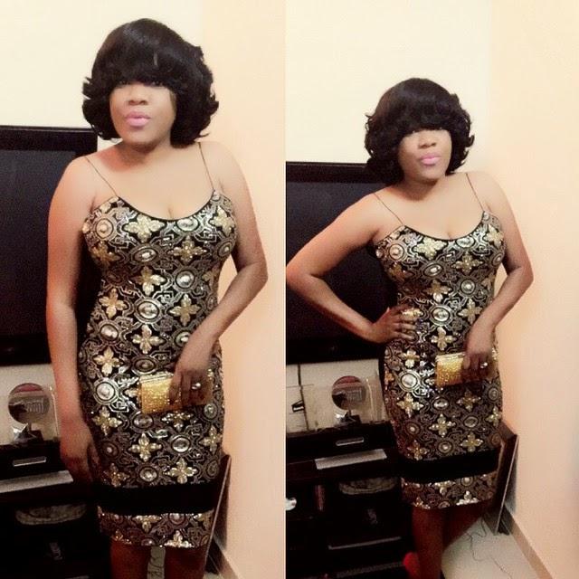 Omoni Oboli's Birthday