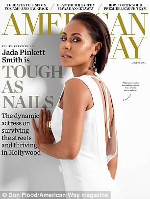 American Way Jada Pinkett