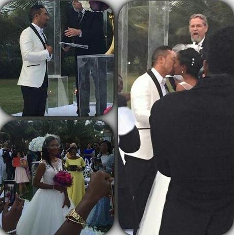Majid Michel Wedding Vow