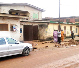 Suicide Mother In Lagos
