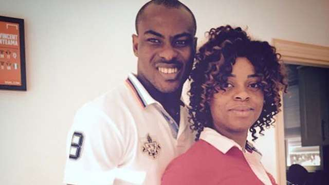 Vincent-Enyeama-and-wife-Promise