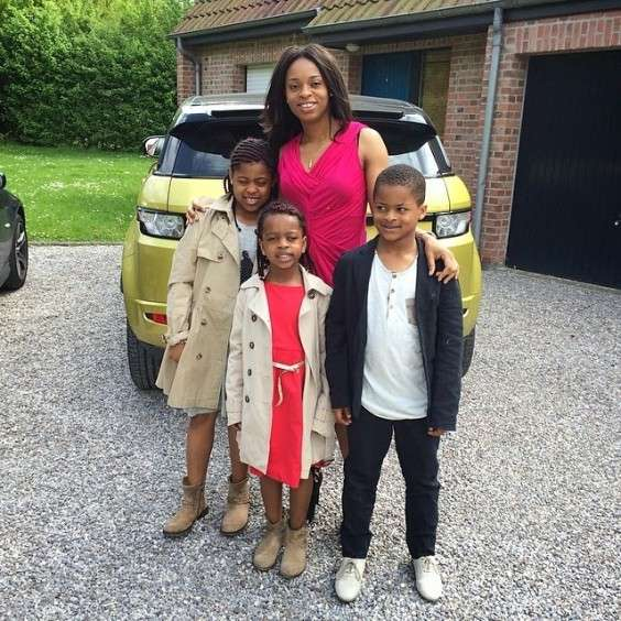 Vincent-Enyeama-s-wife-and-kids