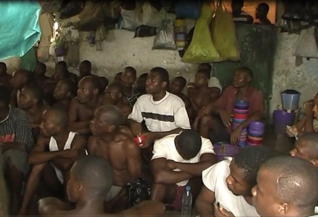 Nigerian Inmate
