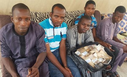 Olu Falae Kidnappers