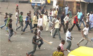 Protest Ibadan