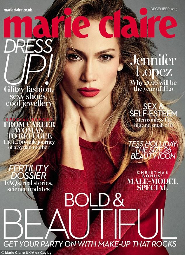 Jennifer Lopez Marie Claire2