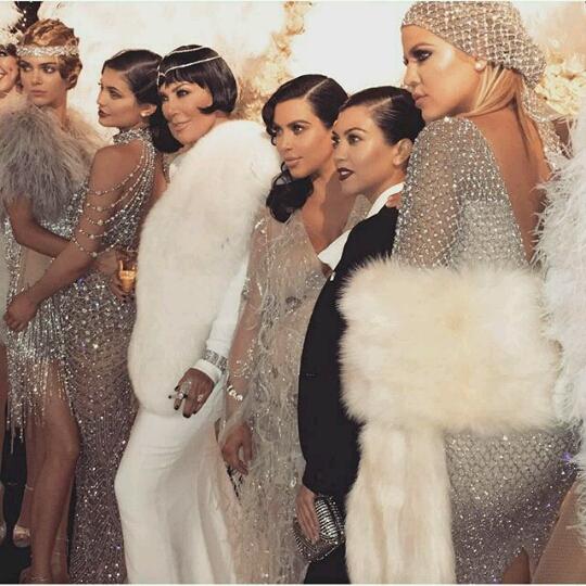 Kris Jenner Gatsby Birthday5