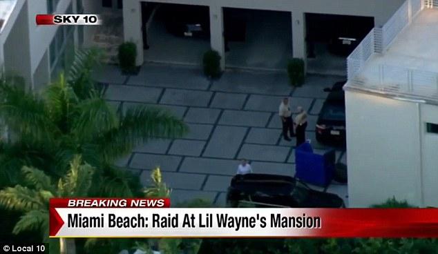 Lil Wayne's Mansion