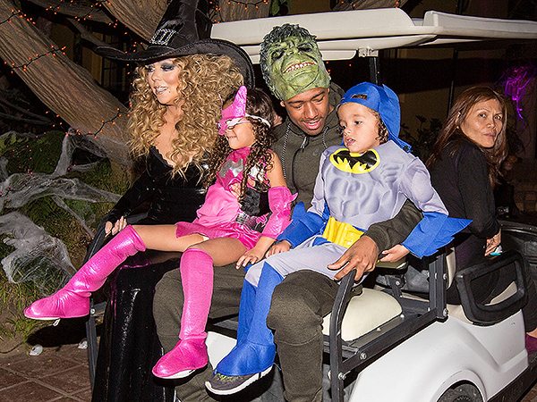 Mariah Cannon And Kids