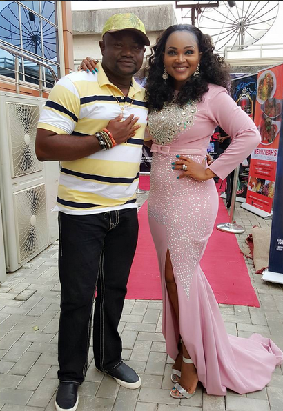 Mercy Aigbe Gentry Private Movie Screening1