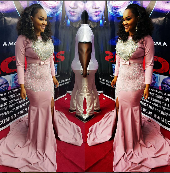 Mercy Aigbe Gentry Private Movie Screening5