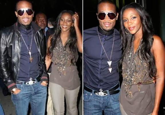 nigerian celebrities dating each other