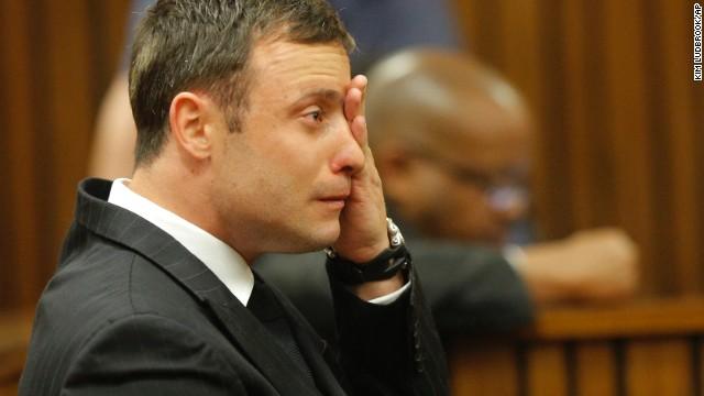 Oscar Pistorius Breaks His Silence (Read)