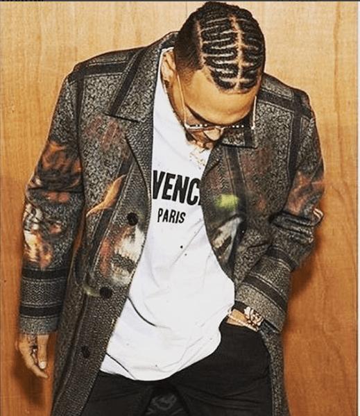 Chris Brown Corn Rows1
