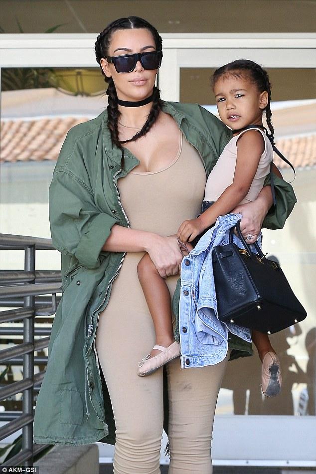 Kim and north