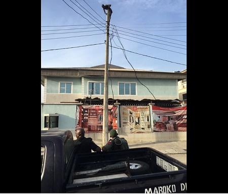 Suicide-Pole