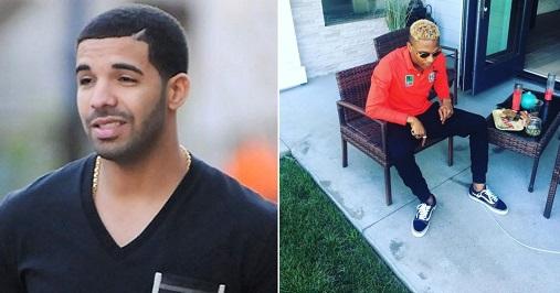 Drake finally acknowledges Wizkid